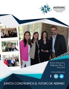 Boletín Informativo - Juntos Construimos el Futuro de AERHNIC