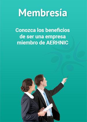 Membresía AERHNIC