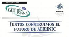 Boletín Gestión Humana #1 - AERHNIC