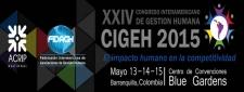 XXIV Congreso Interamericano de Gestión Humana - CIGEH 2015