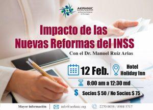 Impacto de las nuevas reformas del INSS