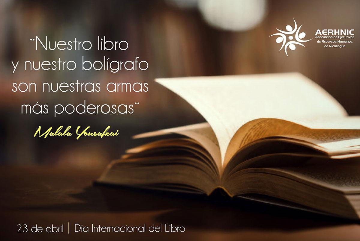 Día del Libro 2019.