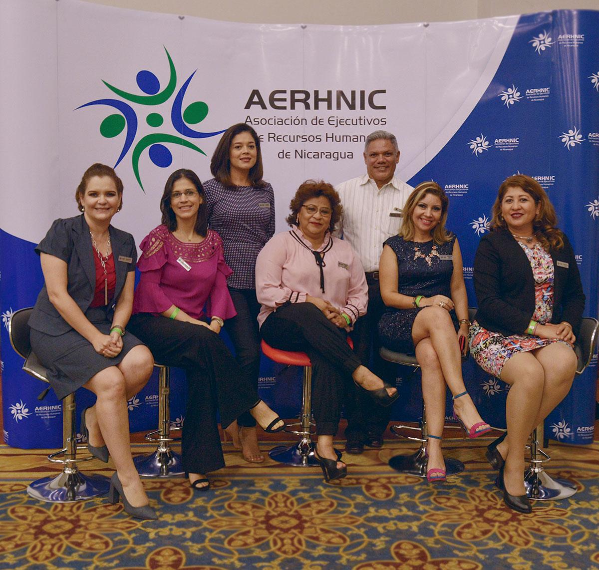 AERHNIC Junta Directiva 2019