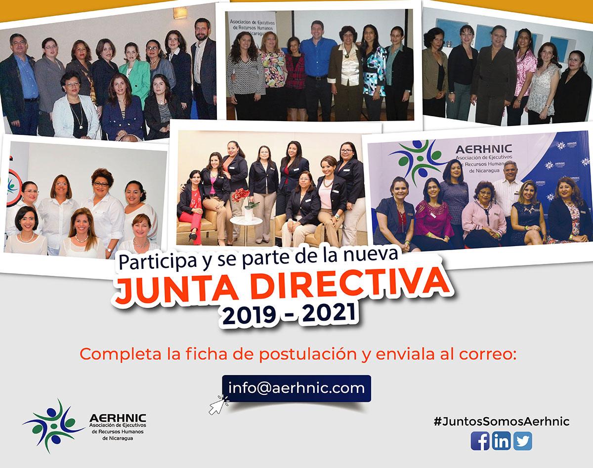 participa junta directiva 2019 aerhnic